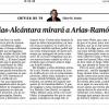 Crítica TV 3 de mayo 2013 |