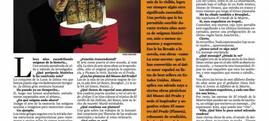 La Contra | Javier Sierra: