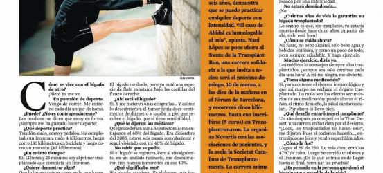 La Contra | Nani López de Sagredo Pascual: