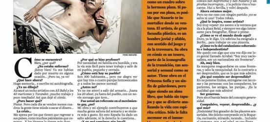 La Contra | Nazario: