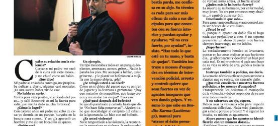 La Contra | Salvador Badillo: