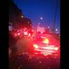 Congestión Ronda Litoral, ara