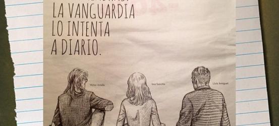 @lacontraLV , intentándolo a diario desde hace 16 años y 41 días, by @victoramela @LluisAmiguet e imasanchís
