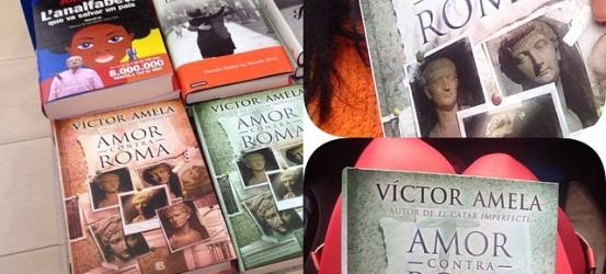 #amorcontraroma en librerías @abacuscoop y