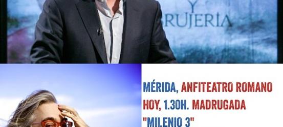 ¡Emoción! Camino de #Milenio3 @La_Ser @navedelmisterio #amorcontraroma Voy!!!