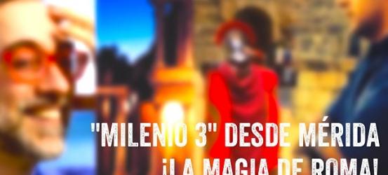 Gladiadores, magia, hechizos, maleficios... hoy en #milenio3 #amorcontraroma @La_Ser @navedelmisterio