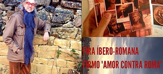 En Lesera, ciudad romana citerior (hoy Forcall) #amorcontraroma