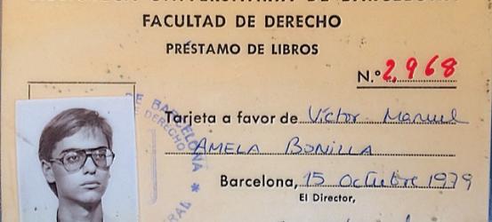 Hace 35 años (2) #carnetsantiguos