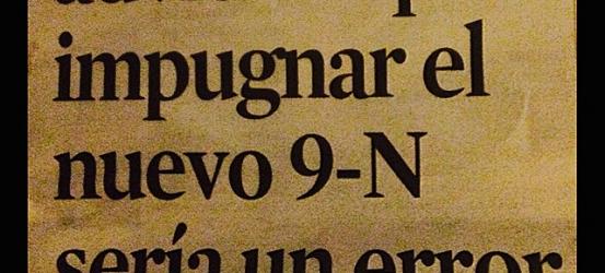 Nunca creí que diría esto: pienso como Duran i Lleida #RajoyProIndependentista