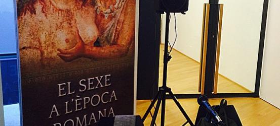 Ara parlo de #amorcontraroma a Cerdanyola, Museu Ibèric de Ca'n Olivé