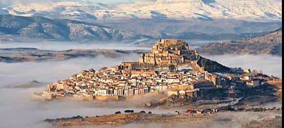 MORELLA, 1314: Belibasta llega, los Amela ya estaban... #cataroimperfecto
