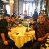 Adri, Joan, Max y yo