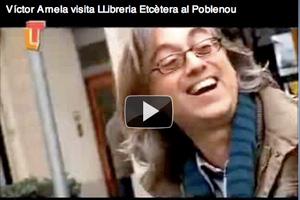 Post image for Víctor Amela Visita Llibreria Etcètera al Poblenou
