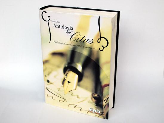 Post image for Libros: Antología De Citas