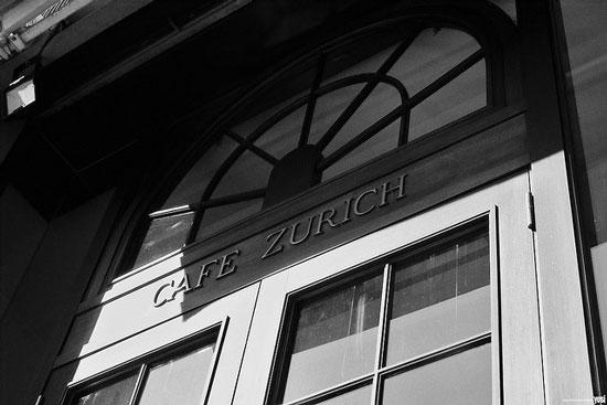 Café Zurich Barcelona
