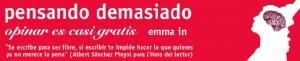 Blog Pensando Demasiado (blogspot.com)