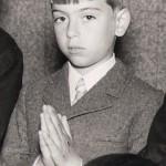 1ª comunión, 1969, solo