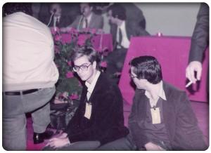 Madrid. Noche Electoral 28 de Octubre 1982 (Prácticas de Periodismo de la Universidad)
