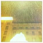 víctor amela y lluvia torrencial2
