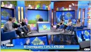 Teletulia 8tv Victor Amela
