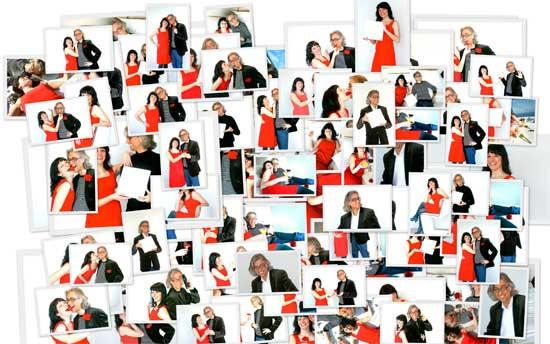 Paraules d'amor de Víctor Amela i Roser Amills, Angle editorial Sant jordi 2011