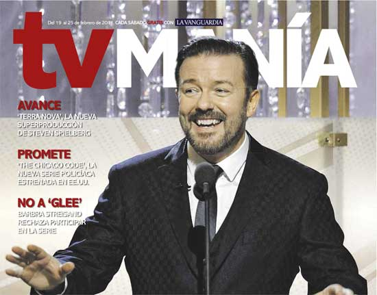 Portada de tvMANÍA de La Vanguardia de esta semana