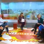 els-matins-de-tv3-i-paraules d'amor, Víctor Amela i Roser Amills