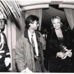 victor-amela-con-veronica-blume 1993
