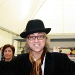 Victor-Amela con sombrero