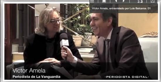 victor amela entrevistado de periodista digital