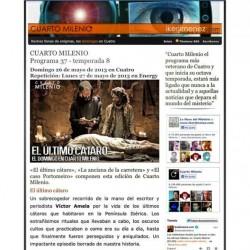 Míranos a Iker Jiménez y a mí esta noche: el enigma de los últimos cátaros en España