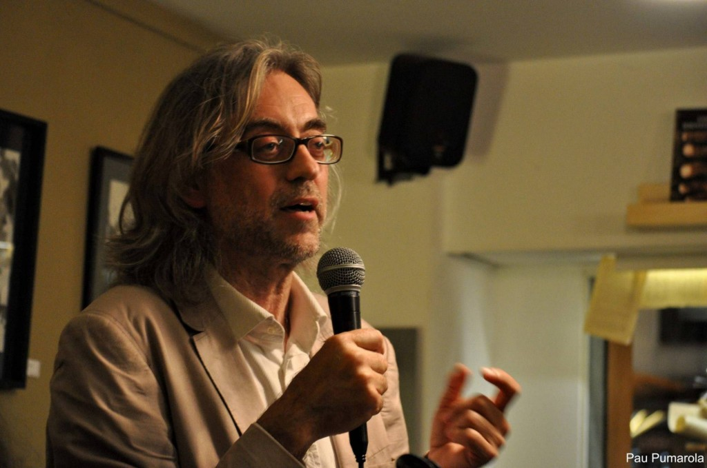 Roser Amills i Victor Amela a Girona14
