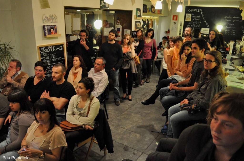 Roser Amills i Victor Amela a Girona16