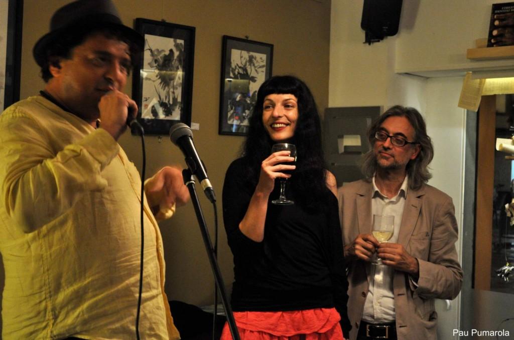 Roser Amills i Victor Amela a Girona24