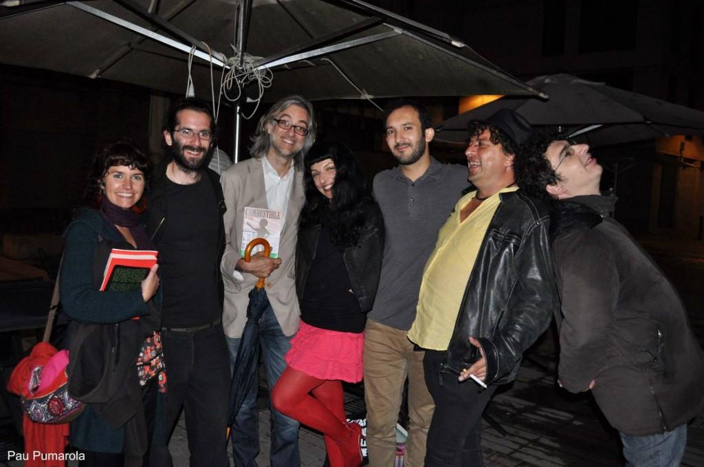 Roser Amills i Victor Amela a Girona25