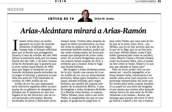 arias alcantara 3 de mayo 2013 critica tv victor amela