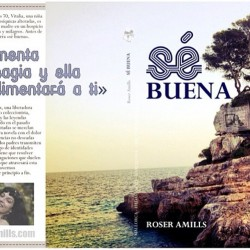 Fabulosa novela de Roser, la he leído, no os la perdáis ! #sebuena #fesbondat : está en Amazon